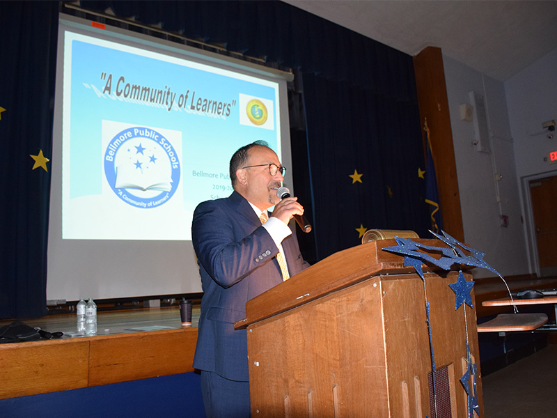 Bellmore Faculty Attends Superintendent Conference Day