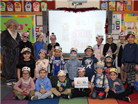 100 Days as Bellmore Rising Stars photo
