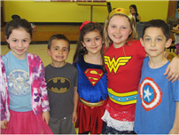 Everyone is a Super Hero Leader Photo