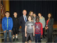 A Visit with NYS Assemblyman David McDonough Photo
