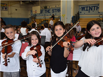 Winthrop Student-Musicians Demonstrate Leadership in Music photo