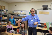 A Lesson with Electromagnet Man photo 4