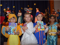 Book Character Parade Promotes Literacy photo thumbnail138853